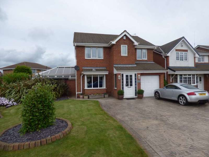 4 Bedrooms Detached House for sale in ***REDUCED***Wellington Close, Marske By The Sea