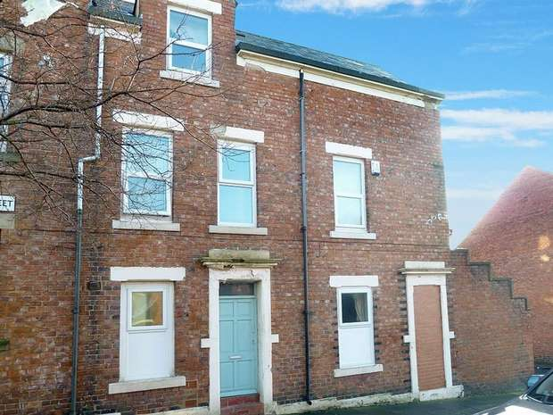 4 Bedrooms End Of Terrace House for sale in Colston Street, NEWCASTLE UPON TYNE, Tyne and Wear