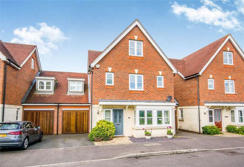 5 Bedrooms Semi Detached House for sale in Fenemore Road, Kenley, CR8
