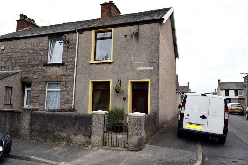 2 Bedrooms Property for sale in Victoria Street, Dalton In Furness, Cumbria