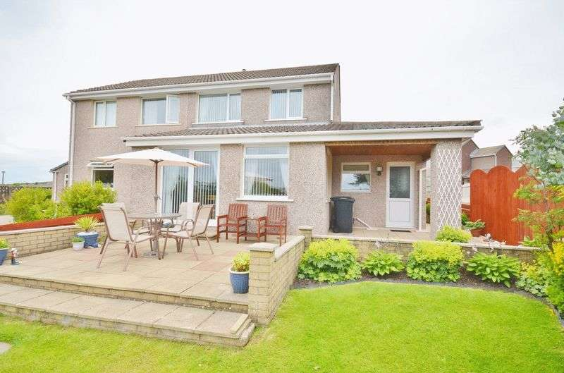 3 Bedrooms Semi Detached House for sale in Greenlands Avenue, Whitehaven