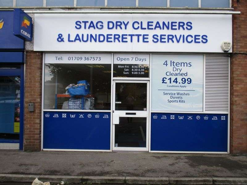 Property for sale in Leasehold dry cleaners & launderette