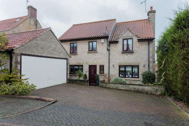 4 Bedrooms Detached House for sale in Lodge Farm Close, Sheffield, South Yorkshire, S25