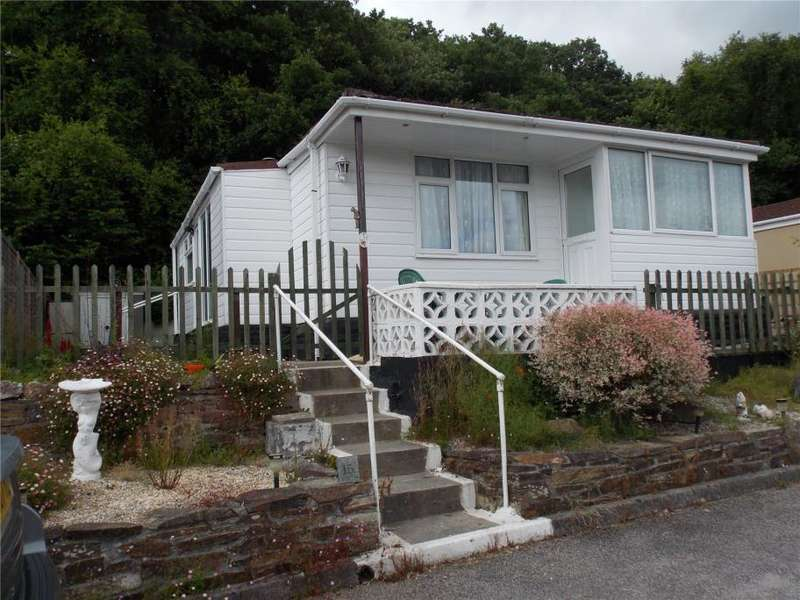2 Bedrooms Park Home Mobile Home for sale in St Dominic Park, Harrowbarrow, Nr Callington
