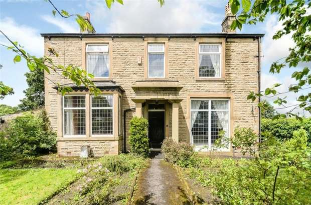 5 Bedrooms Detached House for sale in Harwood Lane, Great Harwood, Blackburn, Lancashire