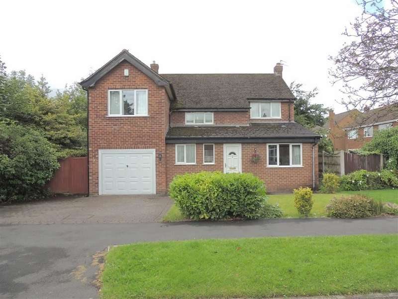 4 Bedrooms Property for sale in Pennine Road, Hazel Grove, Stockport