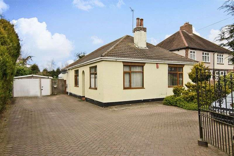 3 Bedrooms Detached Bungalow for sale in Springhill Road, Burntwood