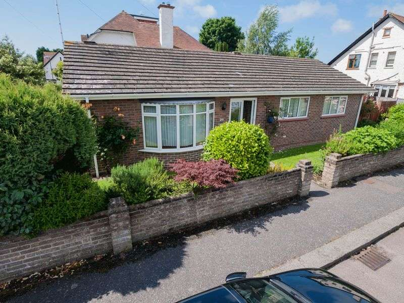 3 Bedrooms Detached Bungalow for sale in Nelson Road, Bognor Regis