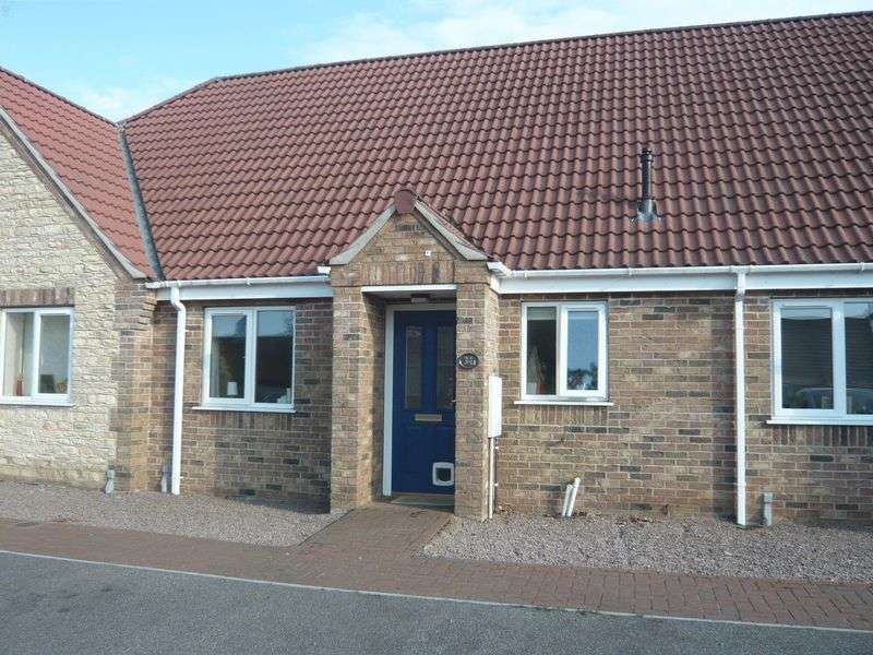 2 Bedrooms Bungalow for sale in Townsend Way, Metheringham, Lincoln