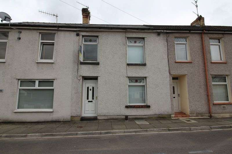 3 Bedrooms Terraced House for sale in Barry Road, Pwllgwaun, Pontypridd, CF37 1HY