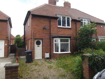 3 Bedrooms Semi Detached House for sale in Warwick Court, Durham, Durham, DH1