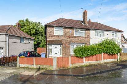3 Bedrooms Semi Detached House for sale in Hazleton Road, Liverpool, Merseyside, L14