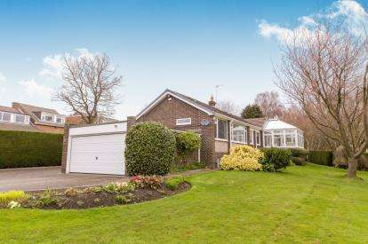 4 Bedrooms Bungalow for sale in Holburn Gardens, Ryton, Tyne and Wear, NE40