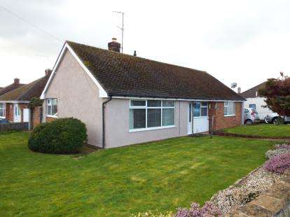 3 Bedrooms Bungalow for sale in Diane Drive, Rhyl, Denbighshire, LL18