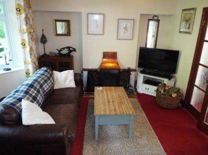 4 Bedrooms Detached House for sale in Llanfwrog, Ruthin, Denbighshire, LL15