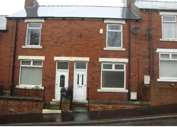 2 Bedrooms Terraced House for sale in Low Albert Terrace, Crook, County Durham, DL15