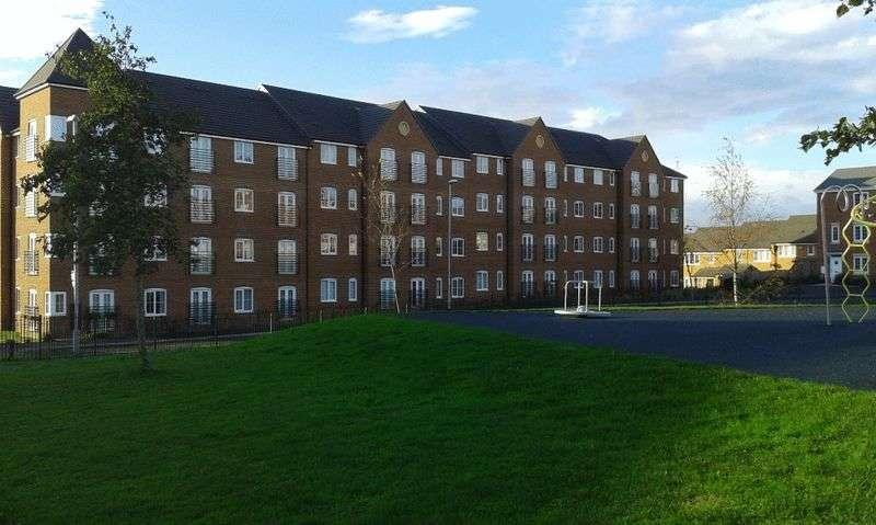 2 Bedrooms Flat for sale in Fenton Gate, Leeds
