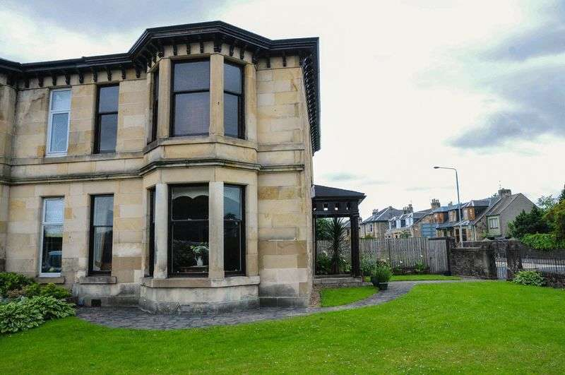 3 Bedrooms Semi Detached House for sale in Hawkhead Road, Paisley