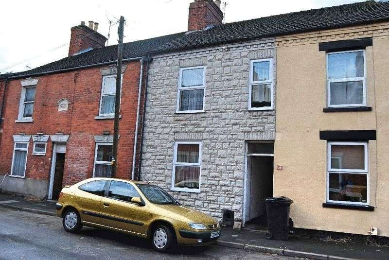 3 Bedrooms Terraced House for sale in Sidney Street, Grantham