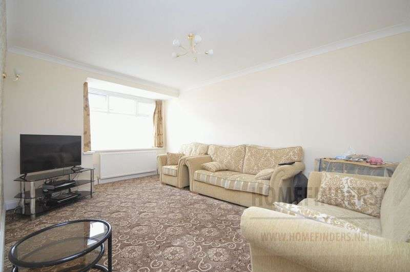 2 Bedrooms Flat for sale in Mortlake Road, Ilford, IG1