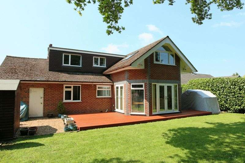 4 Bedrooms Detached House for sale in White Hart Lane, Wistaston