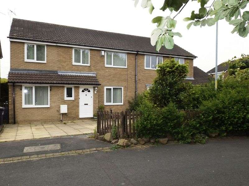 4 Bedrooms Semi Detached House for sale in Lindisfarne Close, Pegswood - Four Bedroom Semi Detached House