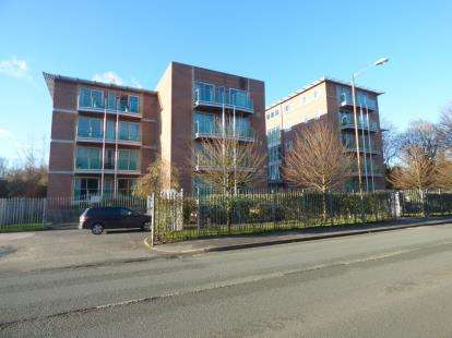 2 Bedrooms Flat for sale in Flat 13, Palatine Road, Didsbury, Manchester