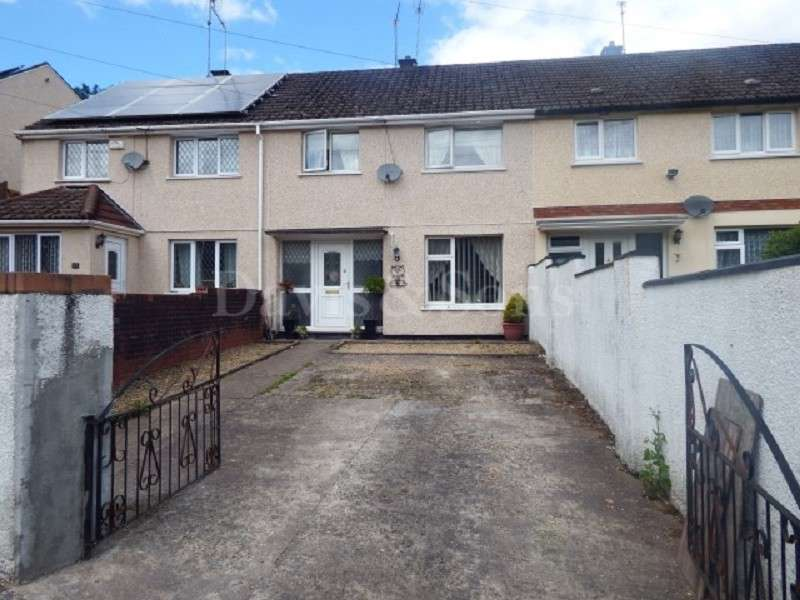 3 Bedrooms Terraced House for sale in Waveney Close, Bettws, Newport. NP20 7XQ