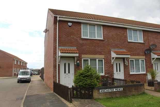 2 Bedrooms Property for sale in Ancester Mews, Skegness, Lincolnshire, PE24 5PH