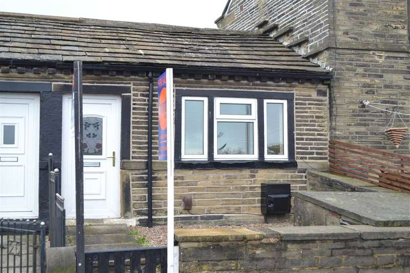 1 Bedroom Bungalow for sale in New House Lane, Queensbury, Bradford