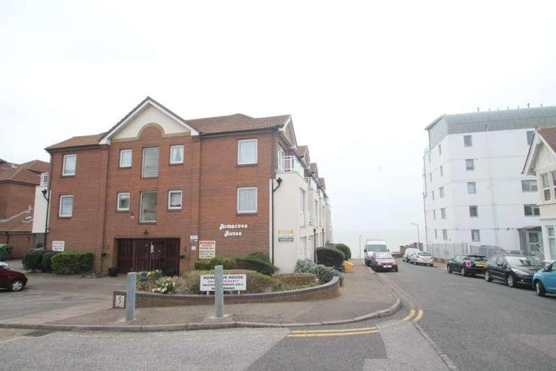 1 Bedroom Retirement Property for sale in Holland Road, Westcliff On Sea