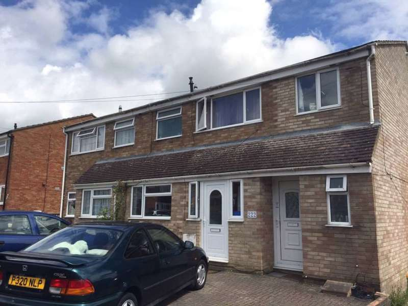 3 Bedrooms Terraced House for sale in Colwell Drive, Witney
