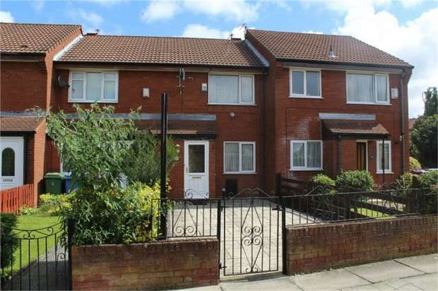 2 Bedrooms Town House for sale in Darmonds Green Avenue, Liverpool, Merseyside
