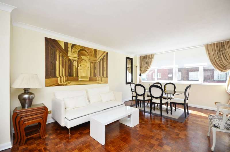 1 Bedroom Flat for sale in Lower Sloane Street, Chelsea, SW1W