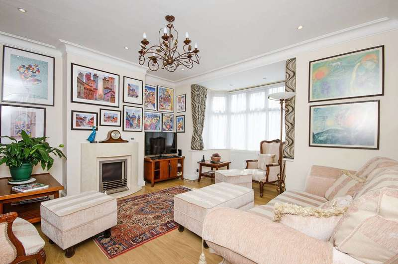 4 Bedrooms House for sale in Burleigh Gardens, Southgate, N14
