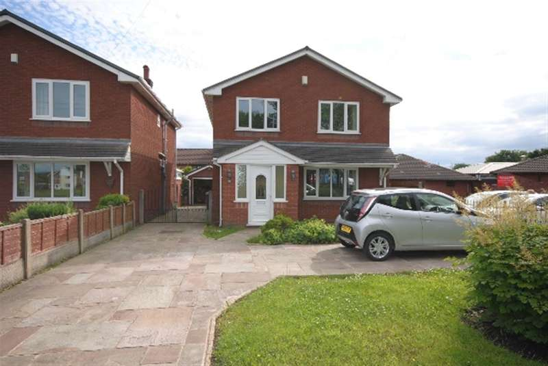 4 Bedrooms Detached House for sale in Bolton Road, Aspull, Wigan, WN2