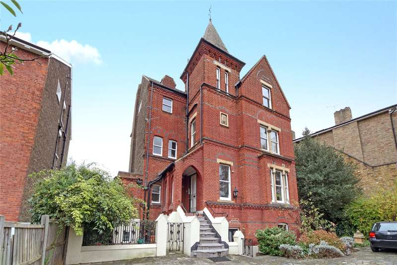 3 Bedrooms Flat for sale in Crooked Billet, Wimbledon Village, London, SW19