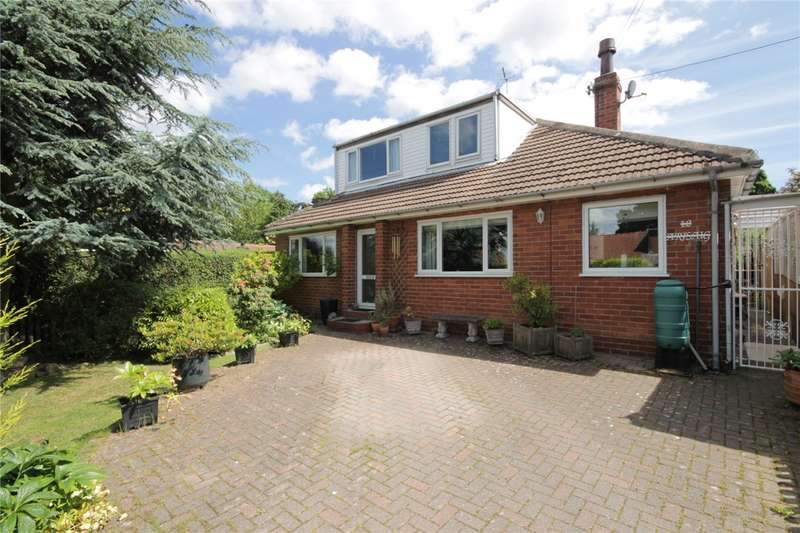 3 Bedrooms Detached Bungalow for sale in Springhouse Lane, Ebchester, Consett, DH8