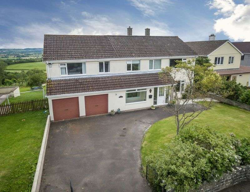 6 Bedrooms Detached House for sale in High Ham, Langport