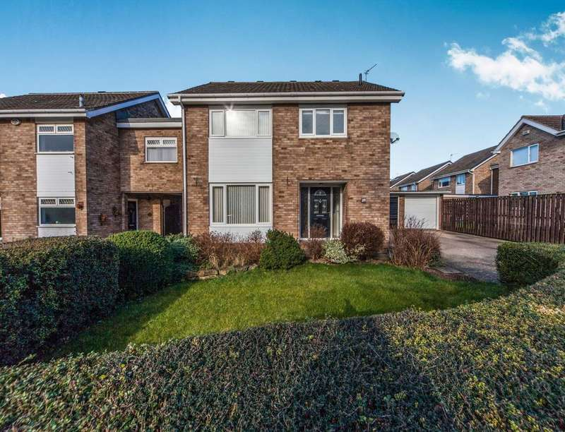 4 Bedrooms Detached House for sale in Sidelingtails, YARM, TS15