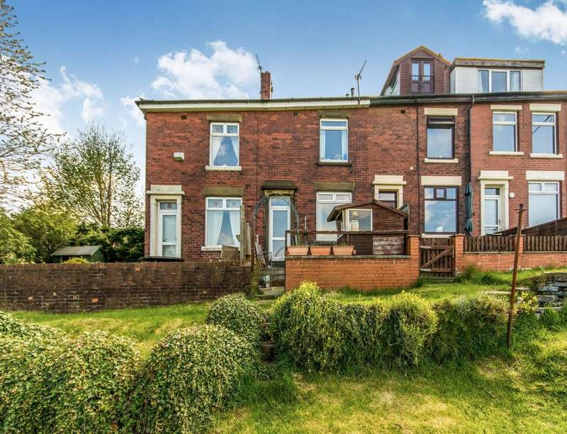 3 Bedrooms Property for sale in Bethany Lane, Newhey, Rochdale, OL16
