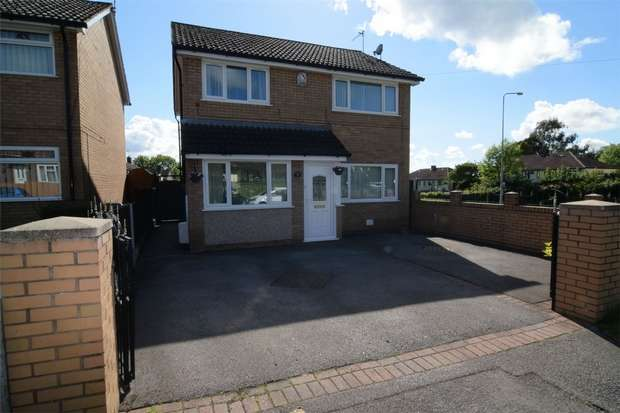 3 Bedrooms Detached House for sale in Drake Road, Neston, Cheshire