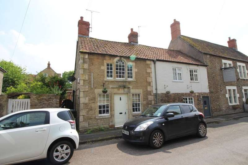 2 Bedrooms Semi Detached House for sale in Goose Street, Beckington