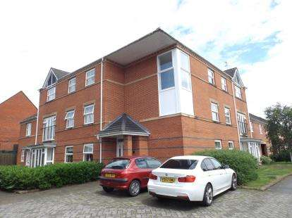 2 Bedrooms Flat for sale in Alma Road, Banbury, Oxfordshire