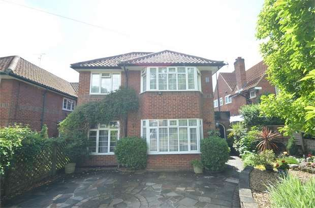 5 Bedrooms Detached House for sale in Sunnyfield, Mill Hill