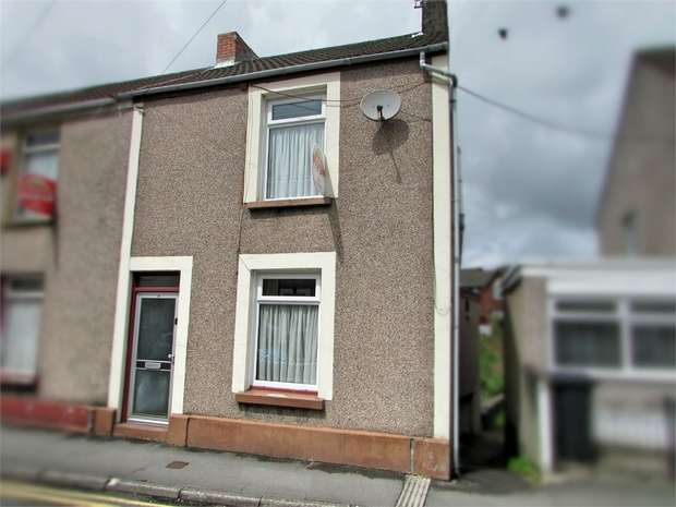 3 Bedrooms End Of Terrace House for sale in Penydre, Neath, Neath, West Glamorgan