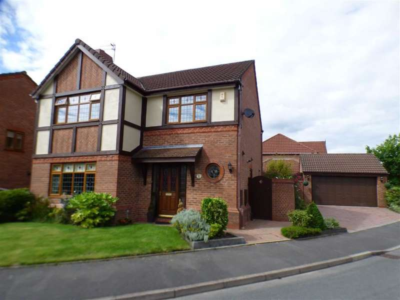 5 Bedrooms Property for sale in Challum Drive, Chadderton, OLDHAM, Lancashire, OL9