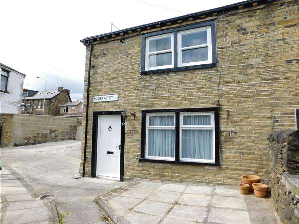 2 Bedrooms End Of Terrace House for sale in Murray Street, Bradford