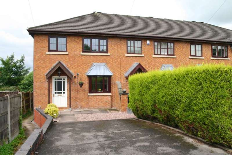 3 Bedrooms Mews House for sale in Field Close, Bollington