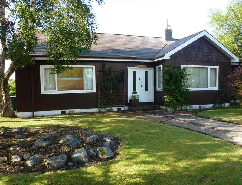 3 Bedrooms Detached Bungalow for sale in Links Croft Golf Road, Dornoch, IV25